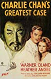 Charlie Chan's Greatest Case poster thumbnail