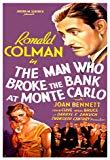 Man Who Broke The Bank At Monte Carlo poster thumbnail