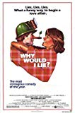Why Would I Lie? poster thumbnail
