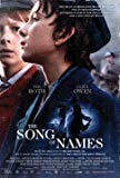 The Song of Names poster thumbnail